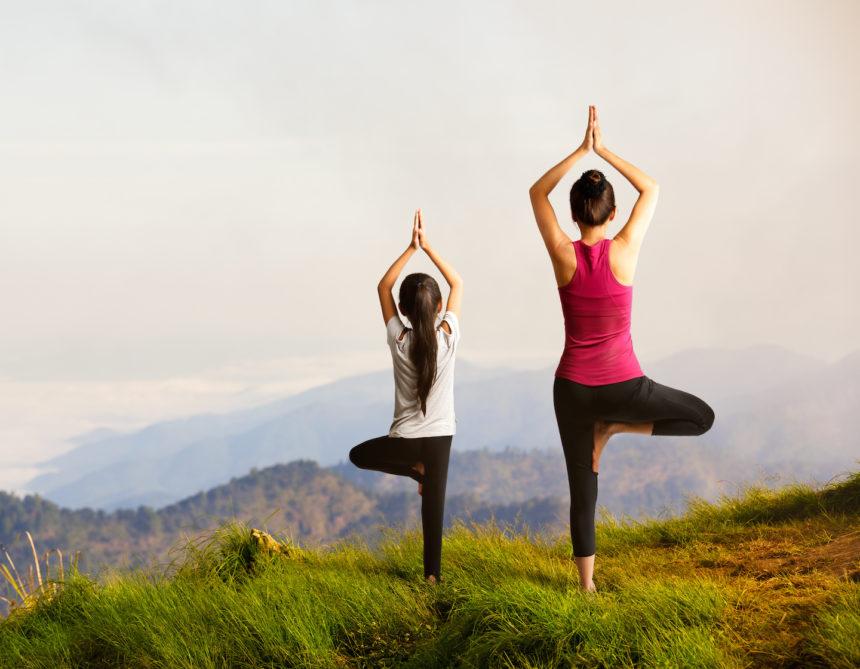 Mom & Me Yoga – Zoom Class