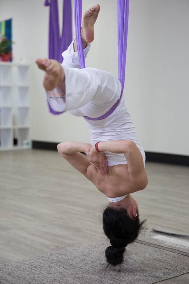 Aerial Yoga All Levels