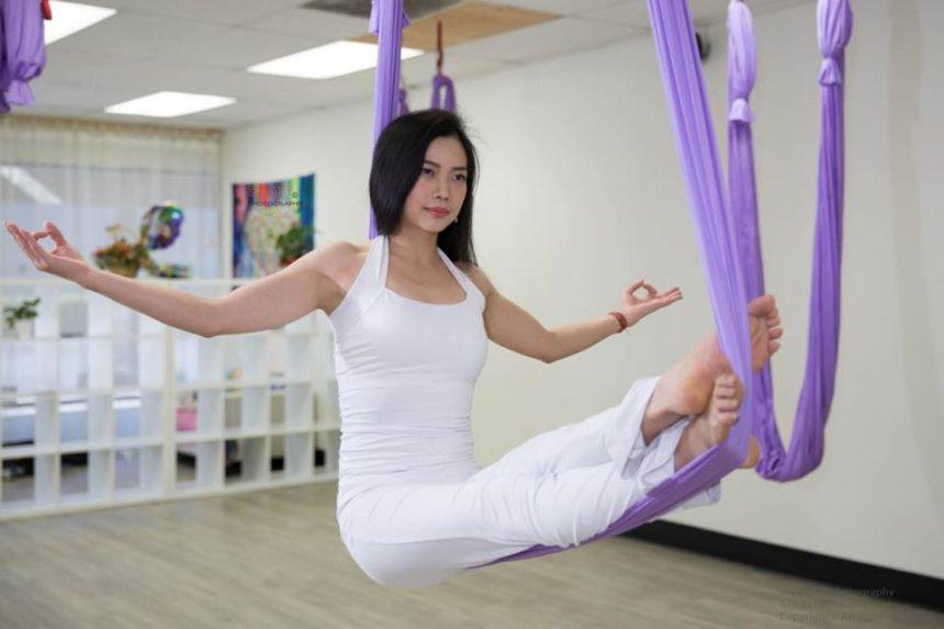 Aerial Yoga Level 1